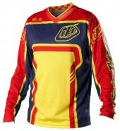 Troy Lee Designs - GP Air Factory Yellow Jersey [2014]