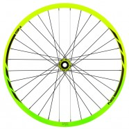 """NS Bikes - Enigma 27,5"""" Rotary 15/20 Disc Front Wheel [2015]"""