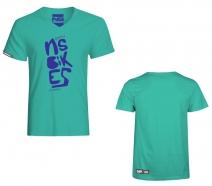 NS Bikes - T-shirt DOODLE V-neck