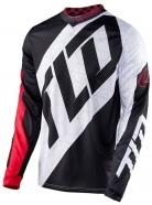 Troy Lee Designs - GP Quest Black White Jersey [2016]