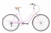 Creme Cycles - MOLLY UNO LIGHT PINK
