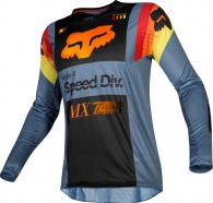 FOX - 360 Murc Blue Steel Jersey