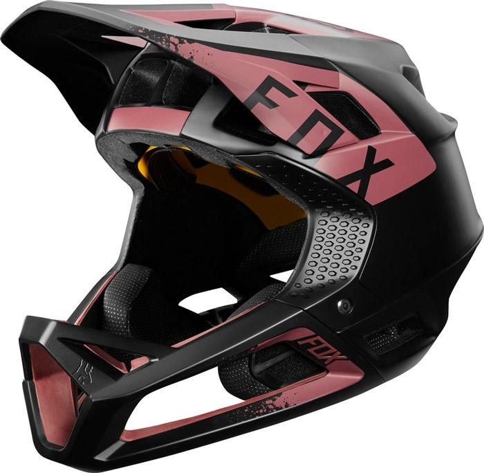 FOX Proframe Mink Dusty Rose Lady MIPS® Helmet