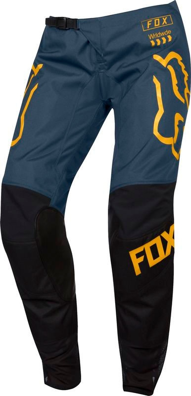 FOX Womens 180 Mata Black Navy Pant