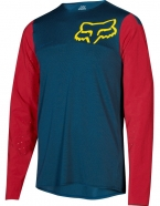 FOX - Attack Pro Midnight LS Jersey