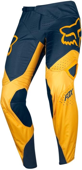 FOX 360 Kila Pant Navy Yellow