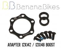 BB Components - MakeItBoost Rear Adapter 12x142 / 12x148
