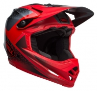 Bell - Full-9 Hound Matte/Gloss Slate/Orange Helmet