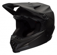 Bell - Full-9 Matte Black Gray Helmet