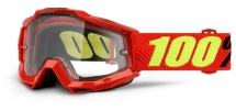 100% - ACCURI Double Clear Lens Goggles
