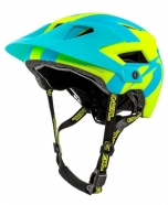 O'neal - Defender 2.0 Silver Helmet