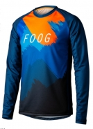 Foog Wear - Roost Blue Jersey
