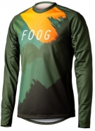 Foog Wear - Roost Green Jersey