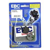 EBC - Disc brake pads for Formula ORO [CFA402 Green]