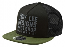 Troy Lee Designs - Blockworks Snapback Hat