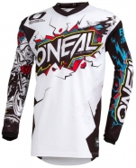 O'neal - Element Villain White Jersey
