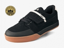Afton - Vectal Black Gum Shoes