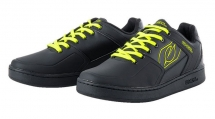 O'neal - Pinned Pedal Shoe Black Yellow