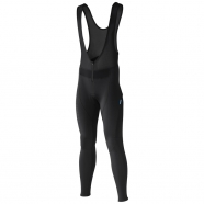 Shimano - Performance Windbreak Bib Long Tights with Seat Pad