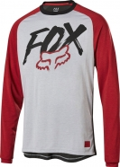 FOX - Youth Ranger Dri-Release Steel Grey Jersey