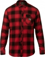 FOX - Longview Light Weight Flannel
