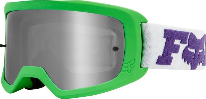 FOX Main Linc Goggles, Spark Lens