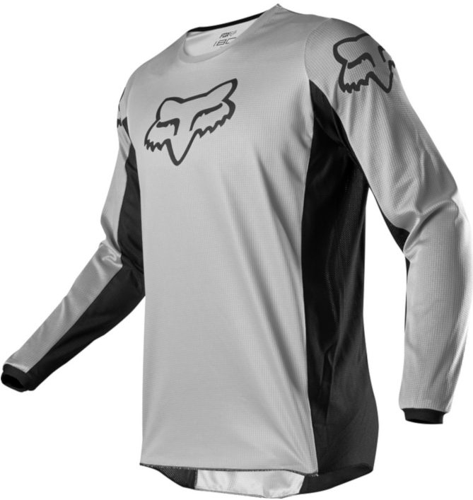 FOX 180 Prix Gray Jersey