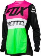 FOX - Womens 180 Fyce Multi Jersey