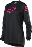 FOX - Womens 180 Prix Black Pink Jersey
