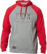 FOX - Shield Raglan Pullover Hoodie