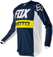 FOX - Youth 180 Fyce Navy Jersey
