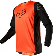 FOX - Youth 180 Prix Flo Orange Jersey