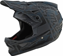 Troy Lee Designs - D3 Factory Camo Grey Helmet