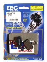 EBC - Disc brake pads for Formula Mega, The One, RX, R1 [CFA470R Red]