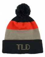 Troy Lee Designs - Block Pom Beanie