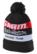 Troy Lee Designs - SRAM TLD Racing Block Pom Beanie