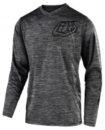 Troy Lee Designs - GP Mono Heather Gray Jersey