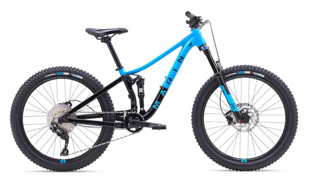 """Marin Hawk Hill JR 24"""" Bike"""