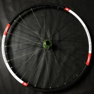 "Custom - Accent Rockrider/ Dartmoor B-15 27.5"" Front Wheel"