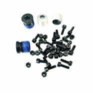 OneUp - Composite pedal pin and cap kit
