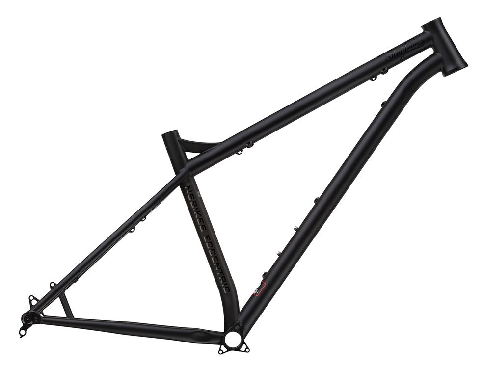 "NS Bikes Eccentric Cromo 29"" Frame"