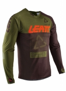 Leatt - DBX 4.0 Jersey UltraWeld Forest