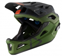 Leatt - DBX 5.0 V19.1 Helmet Forest
