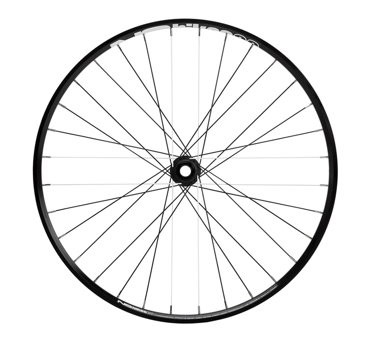 "NS Bikes Fundamental 26"" / Rotary Cassette 135x10 / Rotary 20 Wheelset"