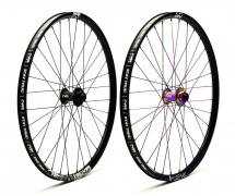NS Bikes Enigma Rock 27.5 / Rotary Cassette 157x12 / Rotary 110x20 Wheelset