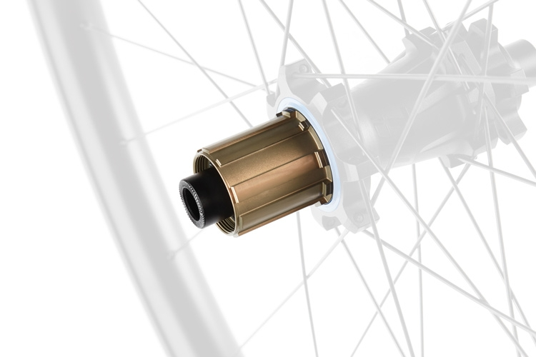 Dartmoor SRAM Cassette Freehub body for Raven/ Thunder wheels
