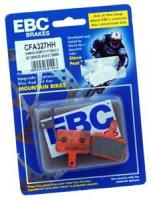 EBC - Disc brake pads for Shimano Deore, Nexave, Tektro [CFA327HH Gold]