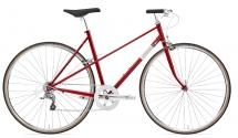 Creme Cycles - Echo Mixte UNO DEEP RED