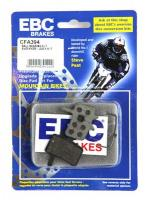 EBC - Disc brake pads for Avid Juicy, BB7 [CFA394 Green]