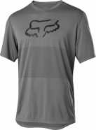 FOX - Ranger Fox Head SS Jersey Pewter
